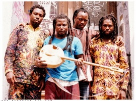 King Ayisoba & Band + Zea