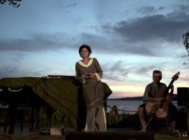 Iva Bittova & Paolo Angeli