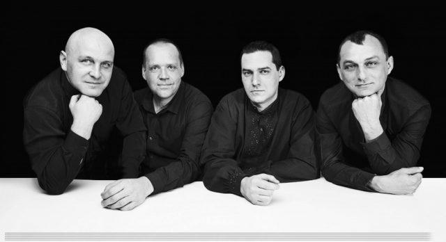 Bester Quartet black