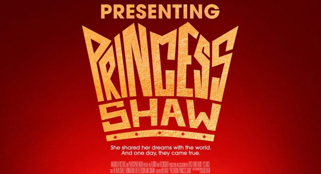 Presenting Princess Shaw - official poster