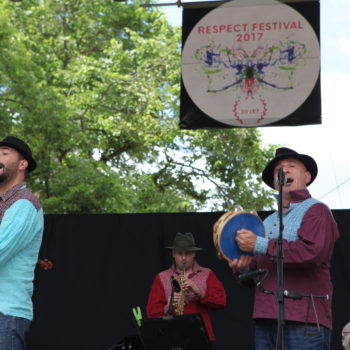 Respect festival 2017 Radio Cos