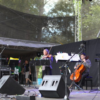 Respect festival 2017 Balanescu Quartet