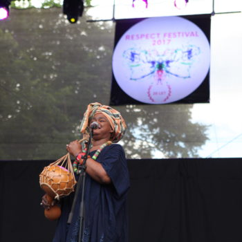 Na Hawa Doumbia at Respect festival 2017 -sobota by Tomáš Brychta
