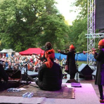 Junun at Respect festival 2017 -sobota by Tomáš Brychta