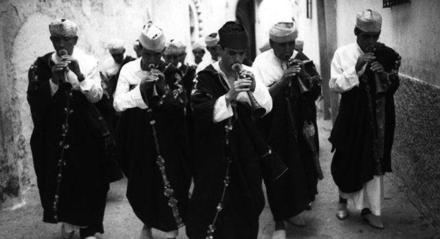 Master Musicians of Jajouka led by Bachir Attar
