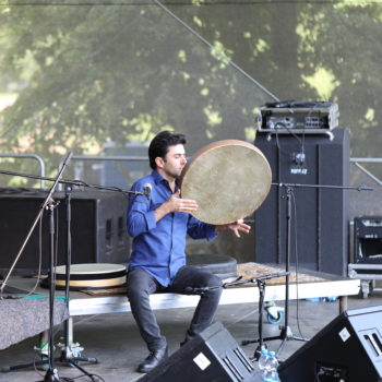 Alireza Ghorbani Respect Festival 2018